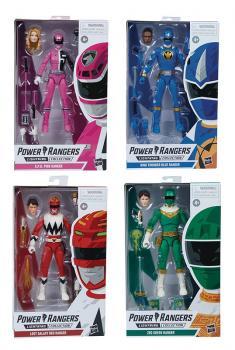 Power Rangers Lightning Collection Action Figures Wave 8 (2021-02) Assortment (4)