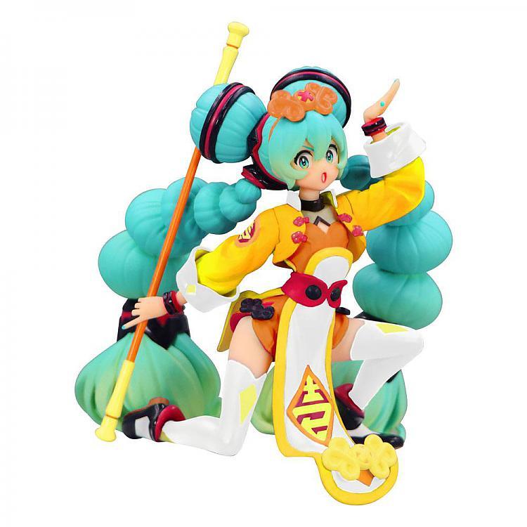 Noodle Stopper Game Prize Hatsune Miku Vocaloid PVC Figure New