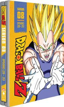 Dragon Ball Z Steelbook Season 08 Blu-Ray