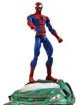 Marvel Select Action Figure - Classic Spider-Man
