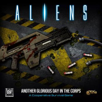 Aliens Board Game Another Glorious Day in the Corps