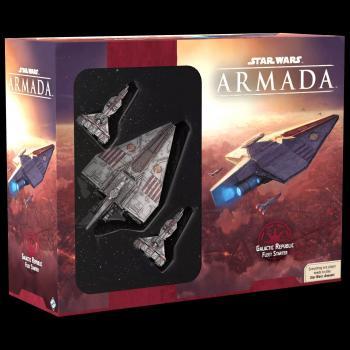 Star Wars Armada Miniature Game - Galactic Republic Fleet Starter