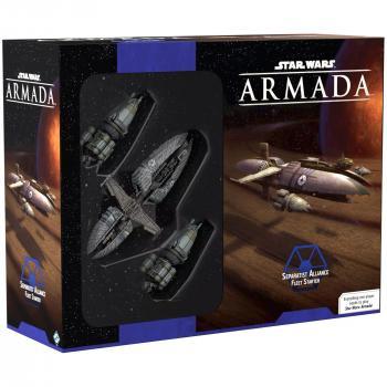 Star Wars Armada Miniature Game - Separatist Alliance Fleet Expansion Pack