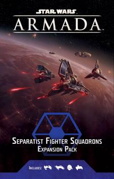 Star Wars Armada Miniature Game - Separatist Fighter Squadrons Expansion Pack