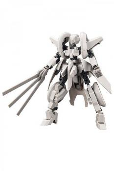 Frame Arms Plastic Model Kit - Wilber Nine / Second Jive Armore Set Ver. F.M.E. 1/100