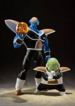Dragon Ball Z S.H. Figuarts Action Figure - 2-Pack Burter & Guldo