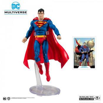 DC Rebirth Action Figure - Superman (Modern) Action Comics #1000