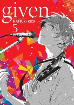 Given vol 05 GN Manga