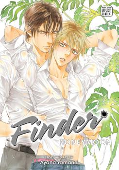Finder Deluxe Edition vol 10 GN Yaoi Manga