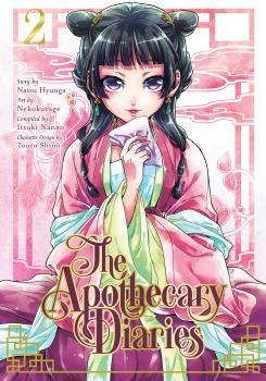 Apothecary Diaries vol 02 GN Manga