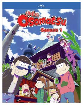Mr. Osomatsu Season 01 Blu-ray