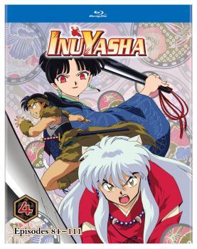 Inu Yasha Set 04 Blu-Ray