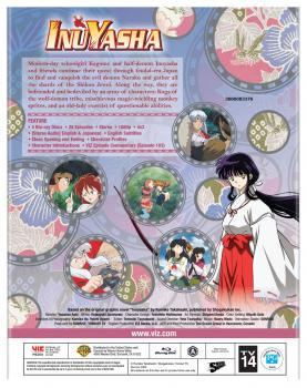 Inu Yasha Set 04 Blu-Ray