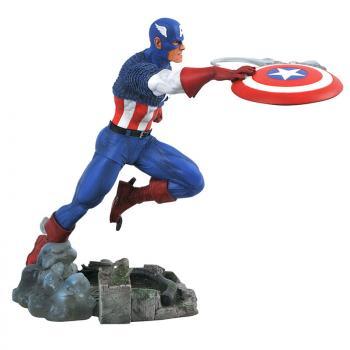 Marvel Gallery VS PVC Figure - Captain America