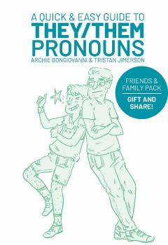 A QUICK & EASY GUIDE TO PRONOUNS BUNDLE TP (MR)