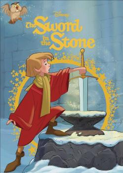 DISNEY SWORD IN THE STONE STORYBOOK HC