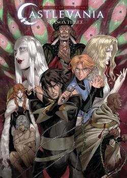 Castlevania Season 03 DVD