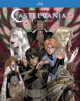 Castlevania Season 03 Blu-ray