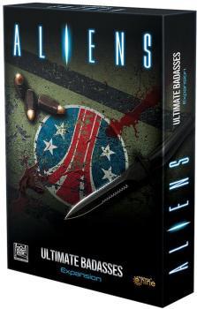 Aliens Board Game Expansion Set - Ultimate Badasses
