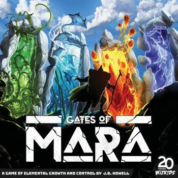 Gates of Mara Card Game