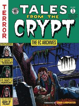 EC ARCHIVES TALES FROM CRYPT VOL 01 (MR) (TRADE PAPERBACK)