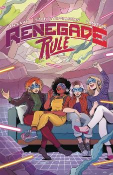 RENEGADE RULE (TRADE PAPERBACK)