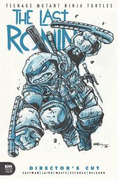 TMNT THE LAST RONIN DIRECTORS CUT #1