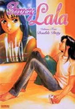 Fancy Lala vol 4 Double Duty DVD