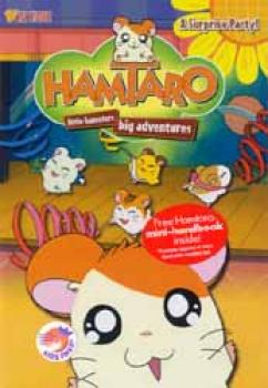 Hamotaro vol 3 Surprise party DVD Dubbed