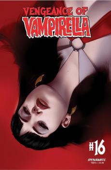 VENGEANCE OF VAMPIRELLA #16 CVR B OLIVER