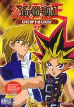 Yu gi oh vol 04 Give up the ghost DVD