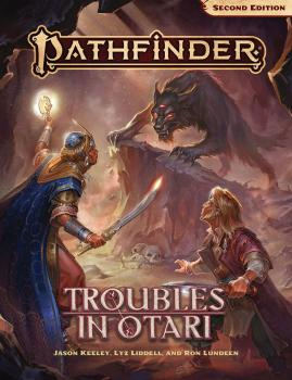 Pathfinder RPG (P2) Adventure - Troubles in Otari