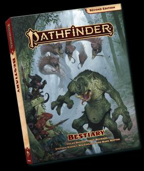 Pathfinder RPG (P2) Bestiary Pocket Edition