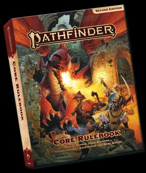 Pathfinder RPG (P2) Core Rulebook Pocket Edition