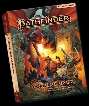 Pathfinder RPG (P2) Core Rulebook Pocket Edition