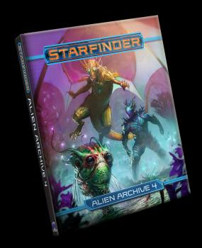 Starfinder RPG Alien Archive 4 Hardcover