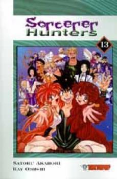 Sorcerer hunters vol 13 GN
