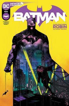 BATMAN #106 CVR A JORGE JIMENEZ
