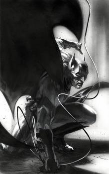 BATMAN BLACK AND WHITE #4 (OF 6) CVR B GABRIELE DELL OTTO VAR