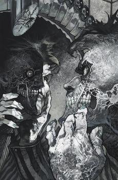BATMAN BLACK AND WHITE #4 (OF 6) CVR C SIMONE BIANCHI TWO-FACE VAR
