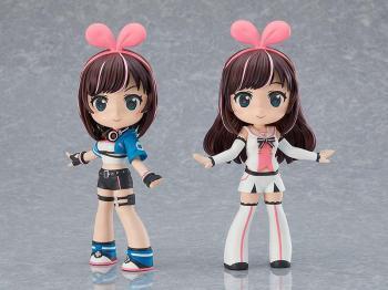 Kizuna Ai Yurumari Soft Vinyl Figures - Kizuna Ai & Kizuna Ai A.I.Games