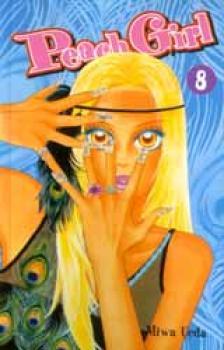 Peach girl vol 8 GN