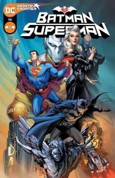 BATMAN SUPERMAN #16 CVR A IVAN REIS & DANNY MIKI