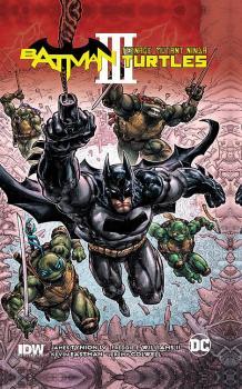 Batman / Teenage Mutant Ninja Turtles III (Trade Paperback)