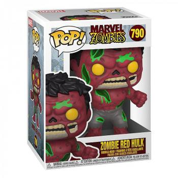 Marvel Pop Vinyl Figure - Zombie Red Hulk