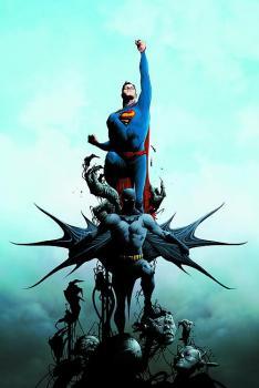 DC Poster Portfolio: Jae Lee (Trade Paperback)