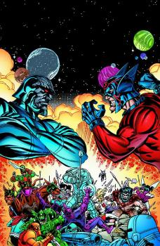 New Gods Book One: Bloodlines (Trade Paperback)