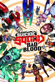 Suicide Squad: Bad Blood (Hardcover)