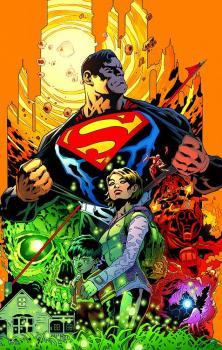 Superman by Peter J Tomasi & Patrick Gleason Omnibus (Hardcover)