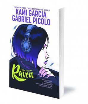 Teen Titans: Raven (Hardcover)